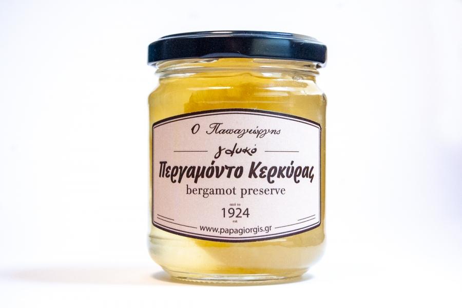 Papagiorgis preserves packaging