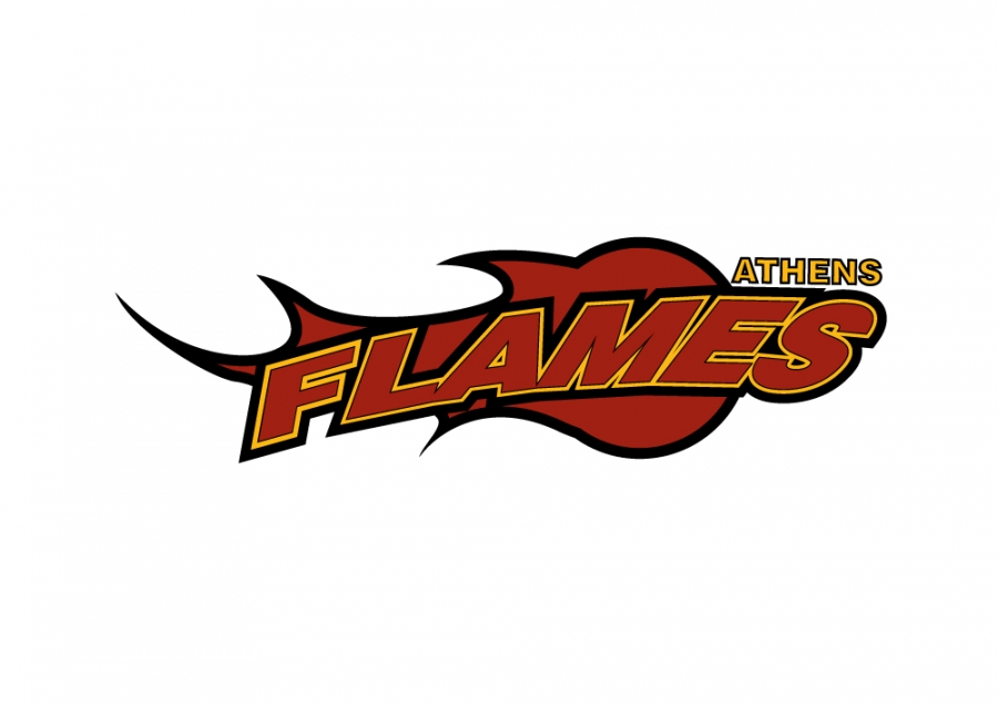 Athens Flames