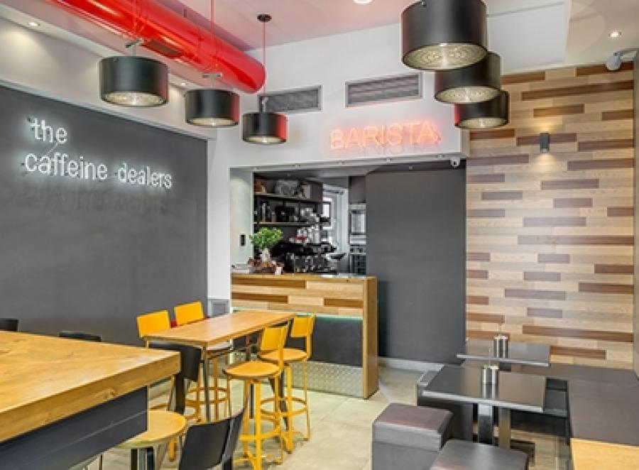 Barista Street Cafe
