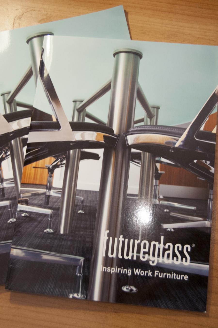 Futureglass office brochure